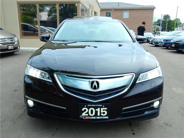 2015 Acura TLX Elite (Stk: 19UUB3) in Kitchener - Image 2 of 26