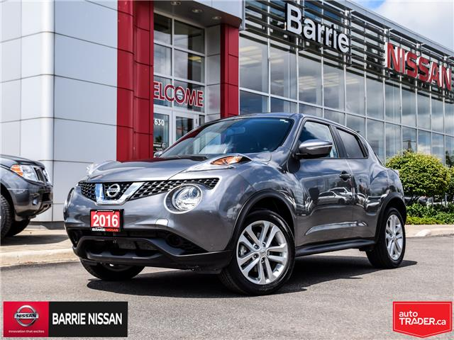 2016 Nissan Juke SV (Stk: P4572A) in Barrie - Image 1 of 18