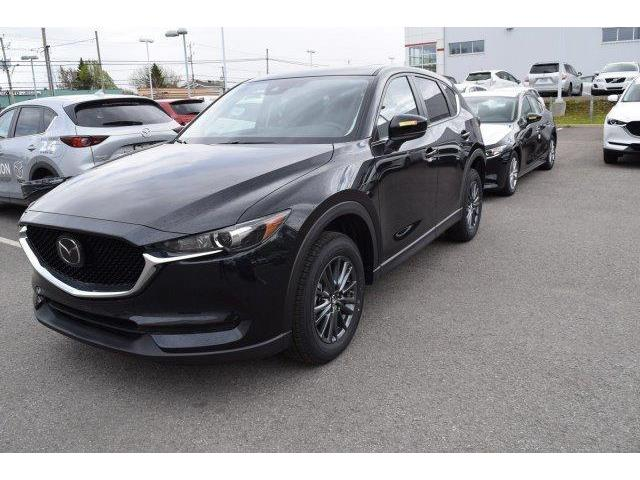 2019 Mazda CX-5 GS (Stk: 19122) in Châteauguay - Image 1 of 11