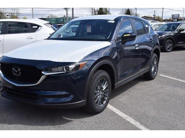 2019 Mazda CX-5 GS (Stk: 19117) in Châteauguay - Image 1 of 10
