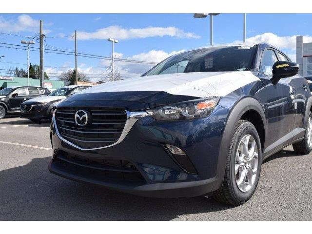 2019 Mazda CX-3 GS (Stk: D19100) in Châteauguay - Image 2 of 11