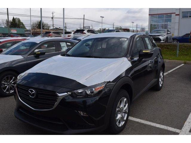 2019 Mazda CX-3 GS (Stk: 19074) in Châteauguay - Image 1 of 11