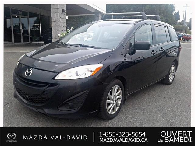 2012 Mazda Mazda5 GS (Stk: B1621A) in Val-David - Image 1 of 14