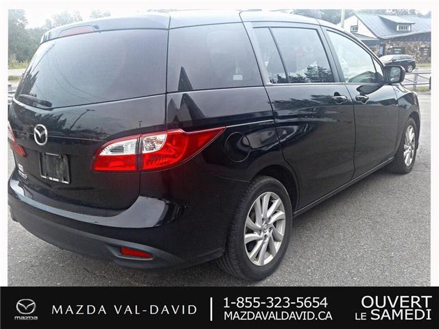 2012 Mazda Mazda5 GS (Stk: B1621A) in Val-David - Image 4 of 14