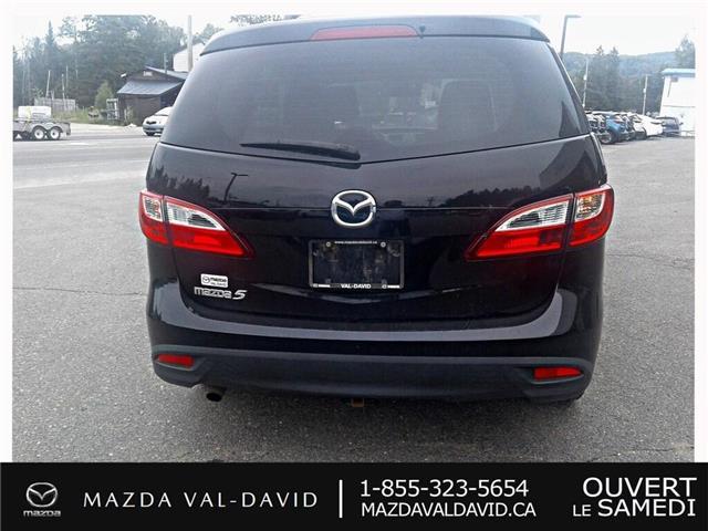 2012 Mazda Mazda5 GS (Stk: B1621A) in Val-David - Image 5 of 14