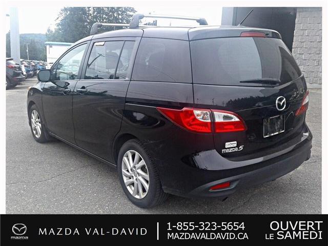 2012 Mazda Mazda5 GS (Stk: B1621A) in Val-David - Image 6 of 14