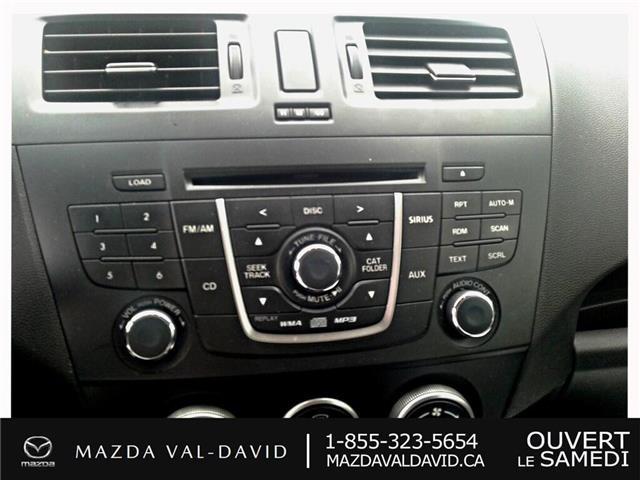 2012 Mazda Mazda5 GS (Stk: B1621A) in Val-David - Image 13 of 14