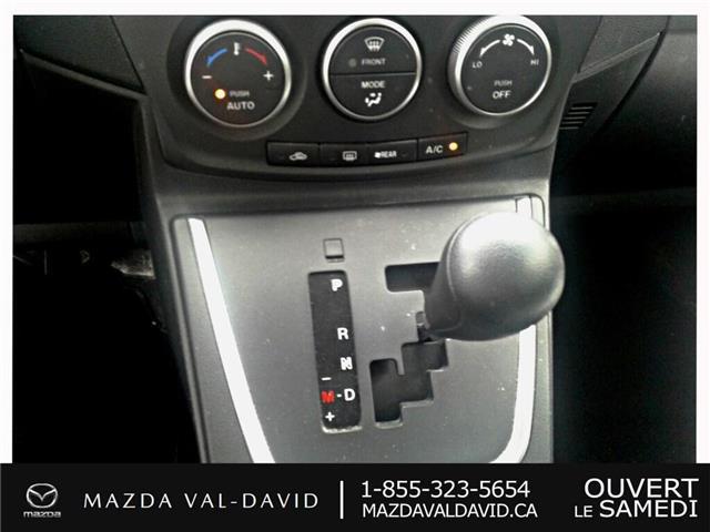 2012 Mazda Mazda5 GS (Stk: B1621A) in Val-David - Image 14 of 14