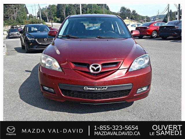 2008 Mazda Mazda3 Sport  (Stk: 19327B) in Val-David - Image 2 of 18
