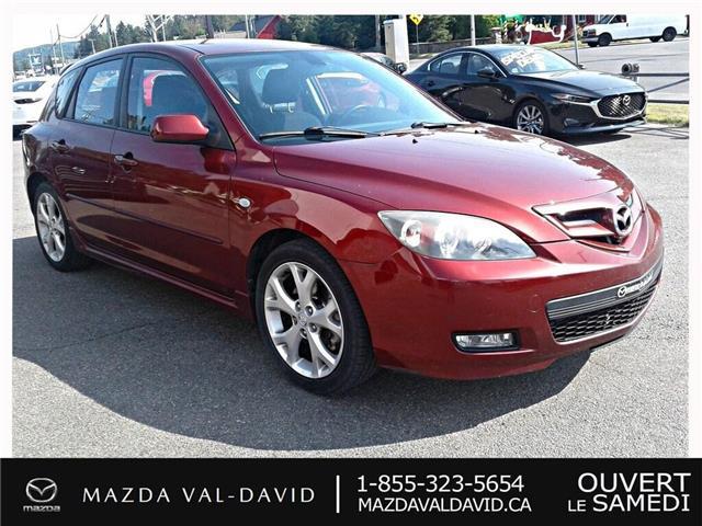 2008 Mazda Mazda3 Sport  (Stk: 19327B) in Val-David - Image 3 of 18