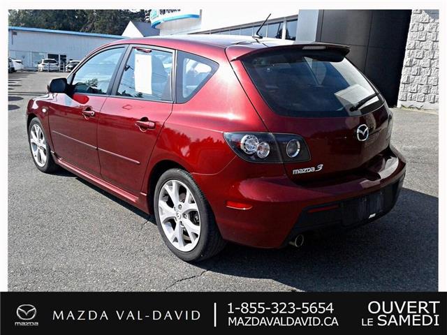 2008 Mazda Mazda3 Sport  (Stk: 19327B) in Val-David - Image 6 of 18