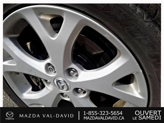 2008 Mazda Mazda3 Sport  (Stk: 19327B) in Val-David - Image 8 of 18