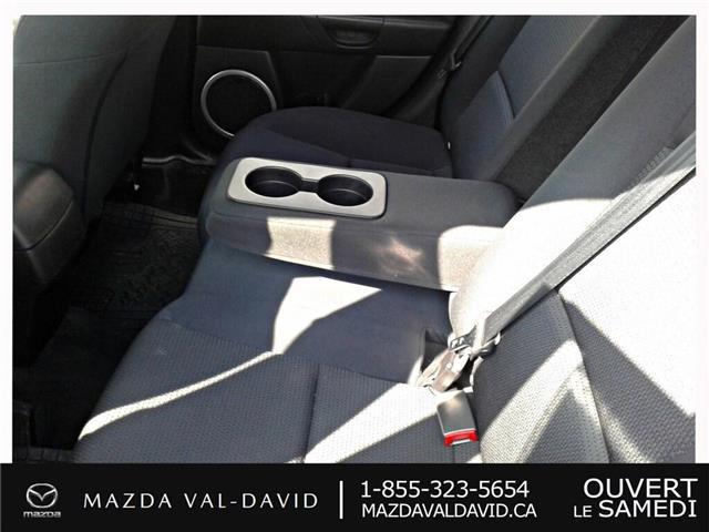 2008 Mazda Mazda3 Sport  (Stk: 19327B) in Val-David - Image 11 of 18