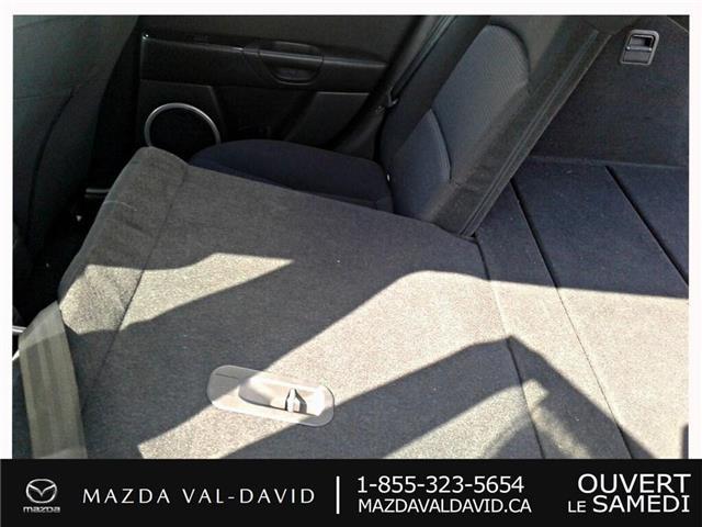 2008 Mazda Mazda3 Sport  (Stk: 19327B) in Val-David - Image 12 of 18