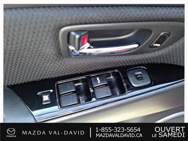2008 Mazda Mazda3 Sport  (Stk: 19327B) in Val-David - Image 13 of 18