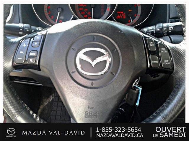 2008 Mazda Mazda3 Sport  (Stk: 19327B) in Val-David - Image 15 of 18