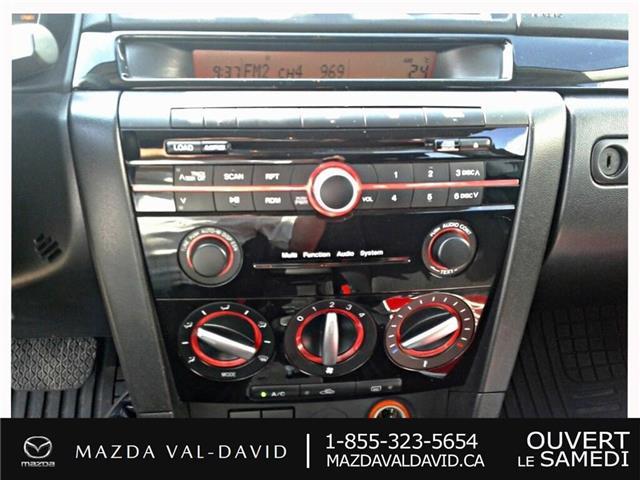 2008 Mazda Mazda3 Sport  (Stk: 19327B) in Val-David - Image 17 of 18