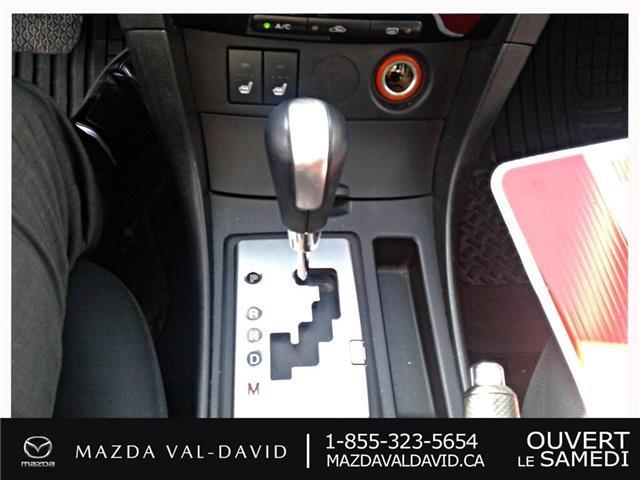 2008 Mazda Mazda3 Sport  (Stk: 19327B) in Val-David - Image 18 of 18