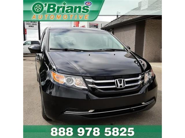 2016 Honda Odyssey EX (Stk: 12219B) in Saskatoon - Image 1 of 22