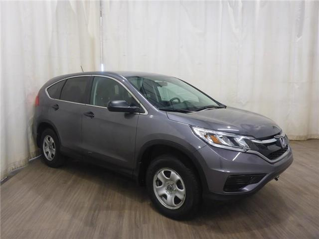 2016 Honda CR-V LX (Stk: 19080311) in Calgary - Image 1 of 26