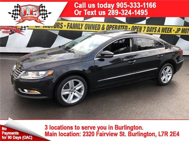 2013 Volkswagen CC Sportline (Stk: 47476) in Burlington - Image 1 of 25