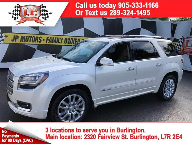 2015 GMC Acadia Denali (Stk: 47540) in Burlington - Image 1 of 26
