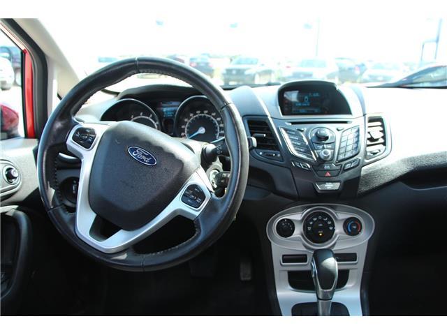 2015 Ford Fiesta SE SE Hatchback 2015 Ford Fiesta SE