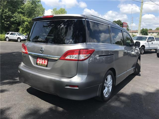 2013 Nissan Quest  (Stk: 5253) in London - Image 3 of 25
