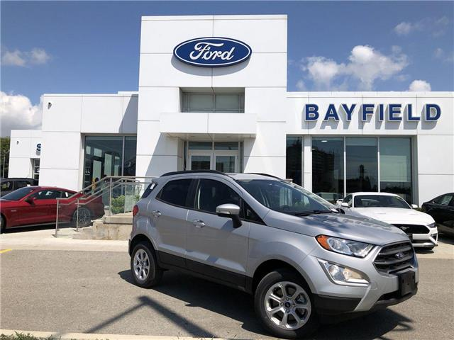 2019 Ford EcoSport SE (Stk: ET19798) in Barrie - Image 1 of 27