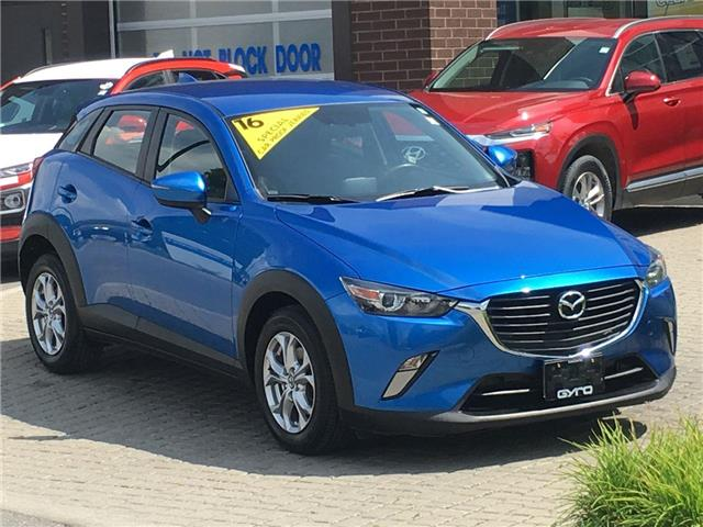 2016 Mazda CX-3 GS (Stk: 28865A) in East York - Image 2 of 30