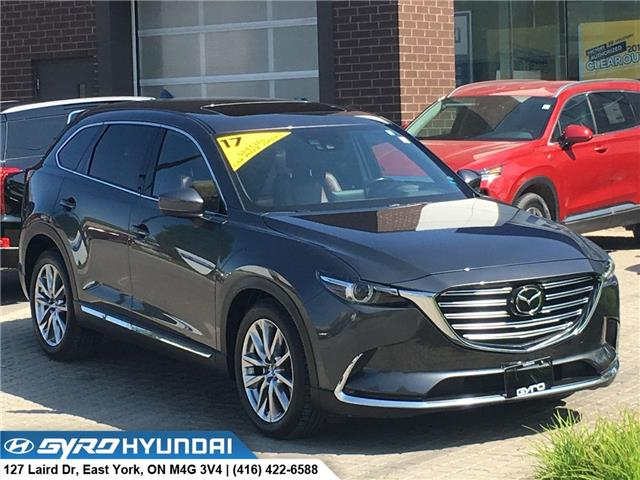 2017 Mazda CX-9 Signature (Stk: H5096A) in Toronto - Image 1 of 30