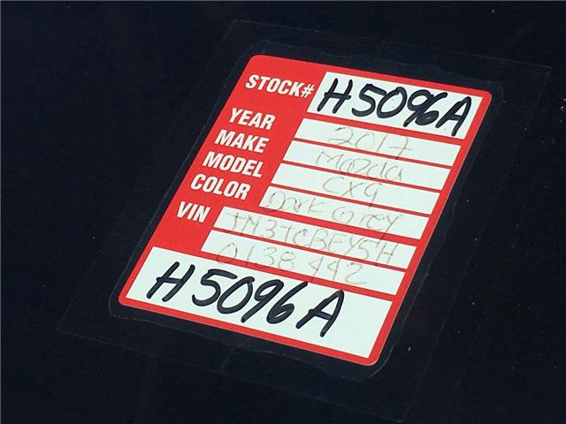 2017 Mazda CX-9 Signature (Stk: H5096A) in Toronto - Image 30 of 30
