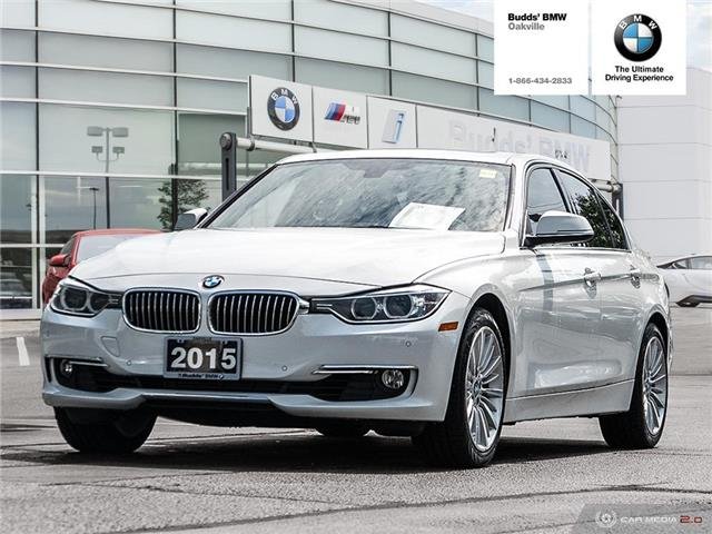 2015 BMW 328i xDrive (Stk: DB5699) in Oakville - Image 1 of 24