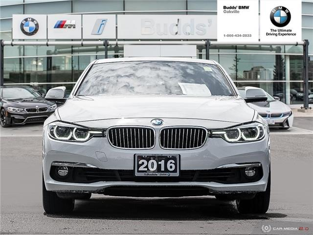 2016 BMW 328i xDrive (Stk: DB5706) in Oakville - Image 2 of 26