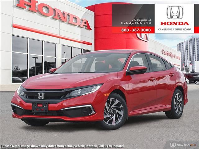 2019 Honda Civic EX (Stk: 20116) in Cambridge - Image 1 of 24