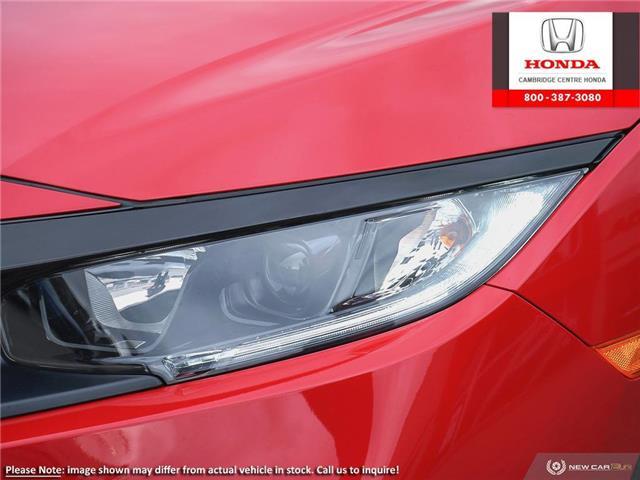 2019 Honda Civic EX (Stk: 20116) in Cambridge - Image 10 of 24