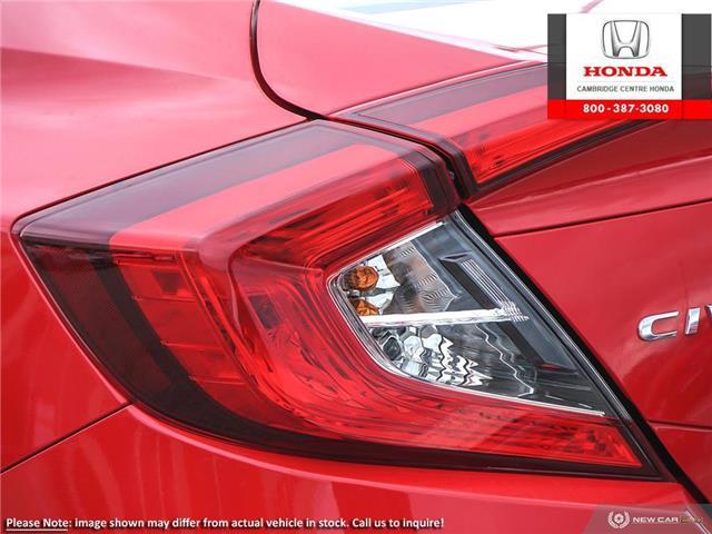 2019 Honda Civic EX (Stk: 20116) in Cambridge - Image 11 of 24