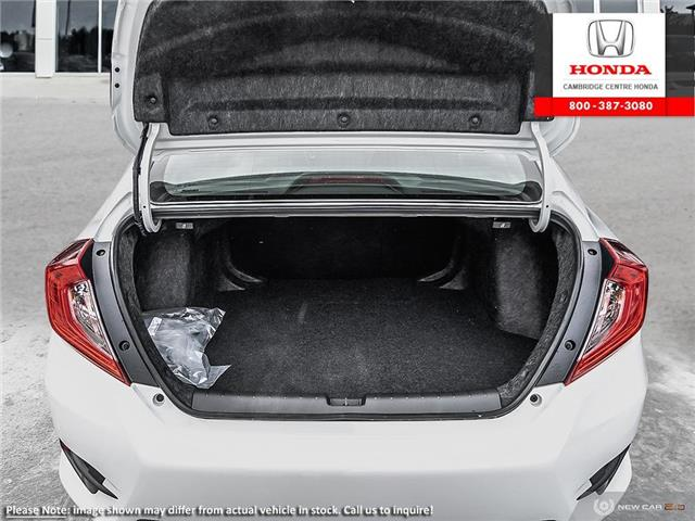 2019 Honda Civic Sport (Stk: 20118) in Cambridge - Image 7 of 24