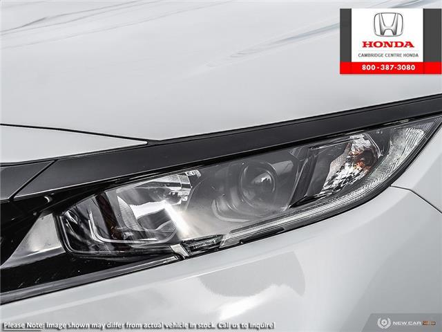 2019 Honda Civic Sport (Stk: 20118) in Cambridge - Image 10 of 24