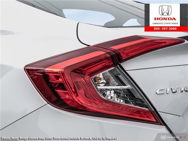 2019 Honda Civic Sport (Stk: 20118) in Cambridge - Image 11 of 24