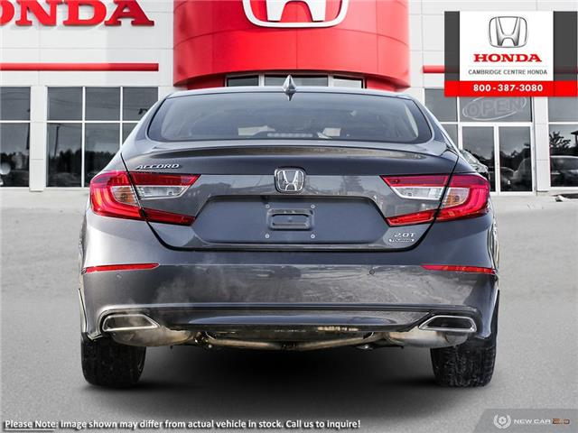 2019 Honda Accord Touring 2.0T (Stk: 20052) in Cambridge - Image 5 of 24