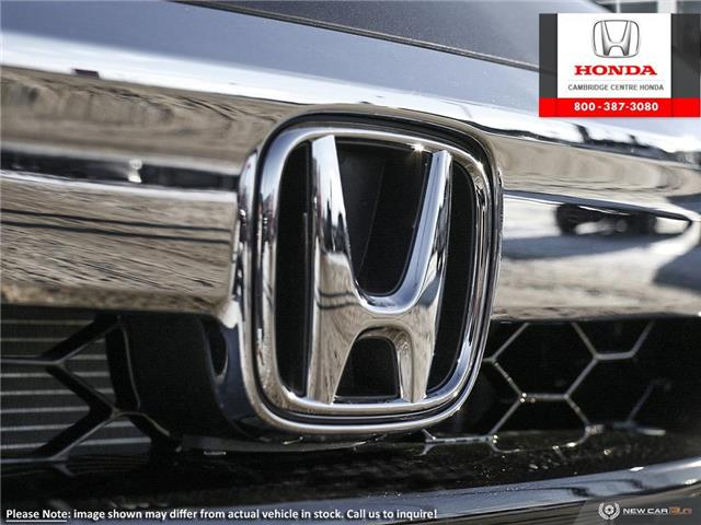 2019 Honda Accord Touring 2.0T (Stk: 20052) in Cambridge - Image 9 of 24