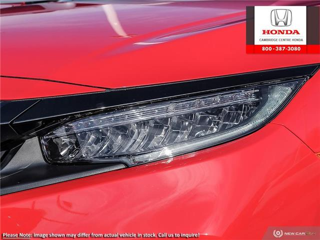 2019 Honda Civic Touring (Stk: 20102) in Cambridge - Image 10 of 24
