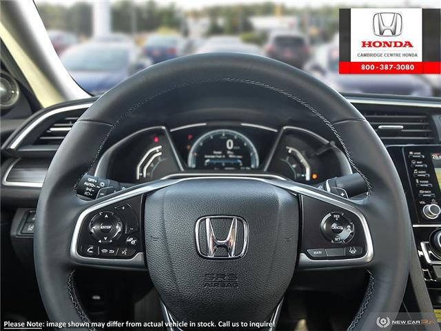 2019 Honda Civic Touring (Stk: 20102) in Cambridge - Image 14 of 24