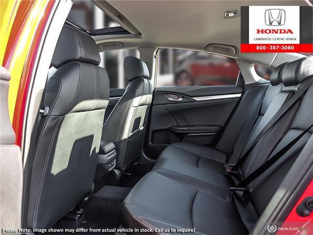 2019 Honda Civic Touring (Stk: 20102) in Cambridge - Image 22 of 24