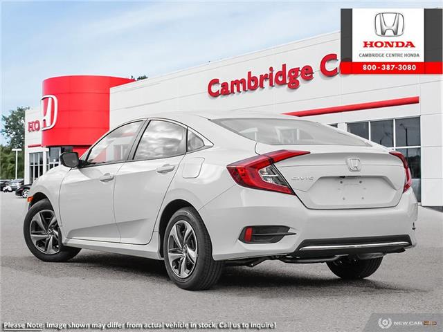 2019 Honda Civic LX (Stk: 20126) in Cambridge - Image 4 of 24