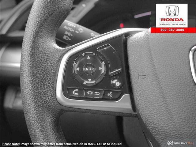 2019 Honda Civic LX (Stk: 20038) in Cambridge - Image 16 of 24