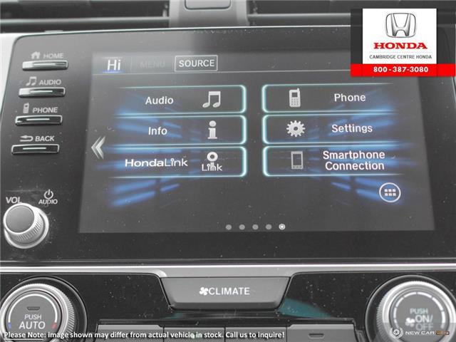 2019 Honda Civic LX (Stk: 20038) in Cambridge - Image 19 of 24