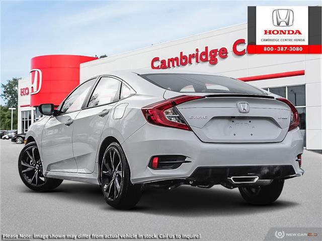 2019 Honda Civic Sport (Stk: 20122) in Cambridge - Image 4 of 24