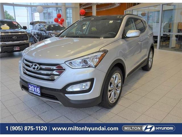 2016 Hyundai Santa Fe Sport  (Stk: 320031A) in Milton - Image 1 of 40